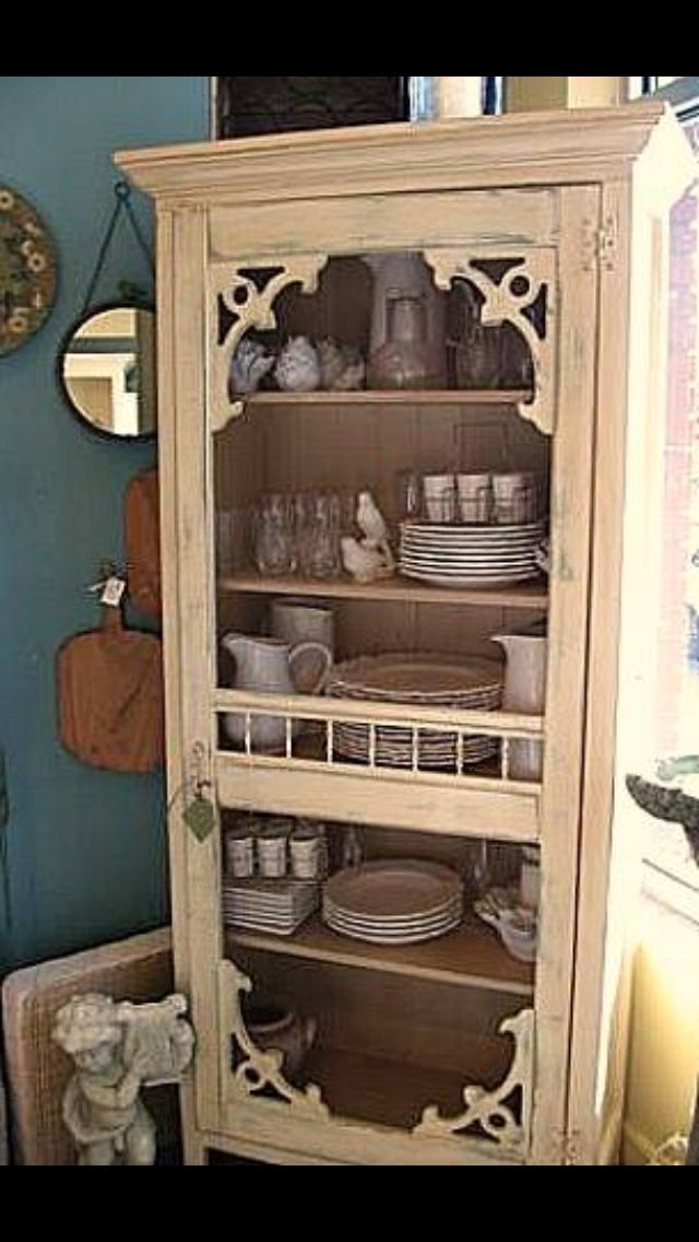 Repurposed screen door | Screen door cabinet for kitchen ...