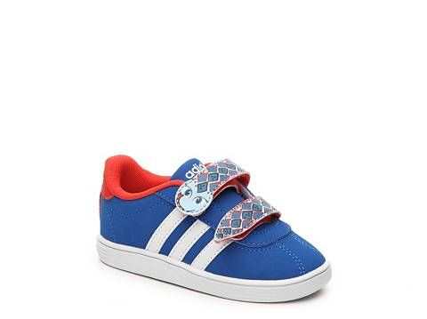 e2a72b208 official store adidas neo court animal boys infant toddler velcro sneaker  ff628 b784b