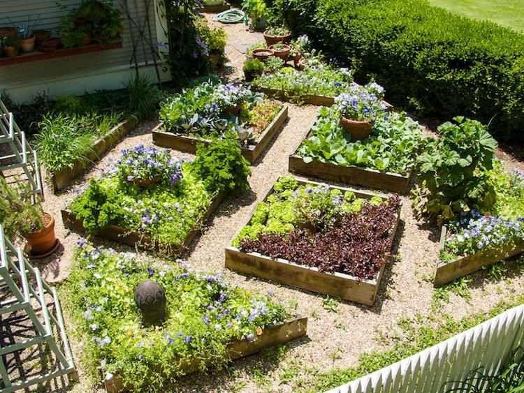 32++ Amenagement jardin et potager inspirations