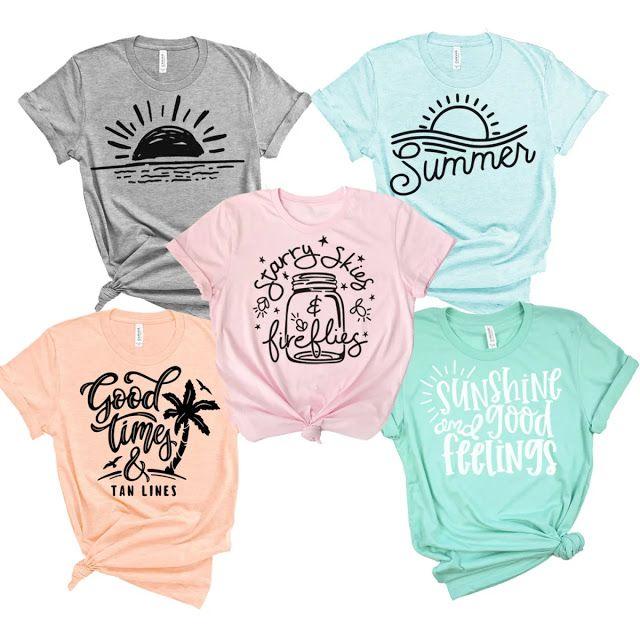 Summer Loving Graphic Tees  $13.99