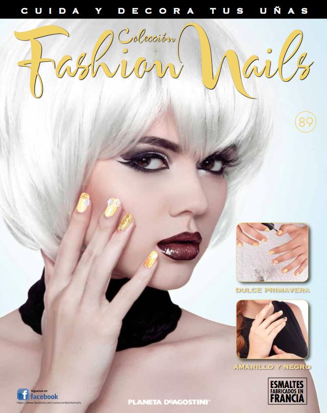 Fascículo 89 Colección Fashion Nails