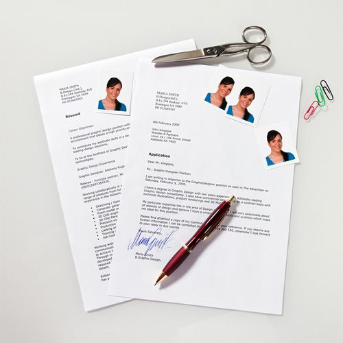 Job Search Skills - Preparing Your Résumé and Cover Letter - preparing a resume