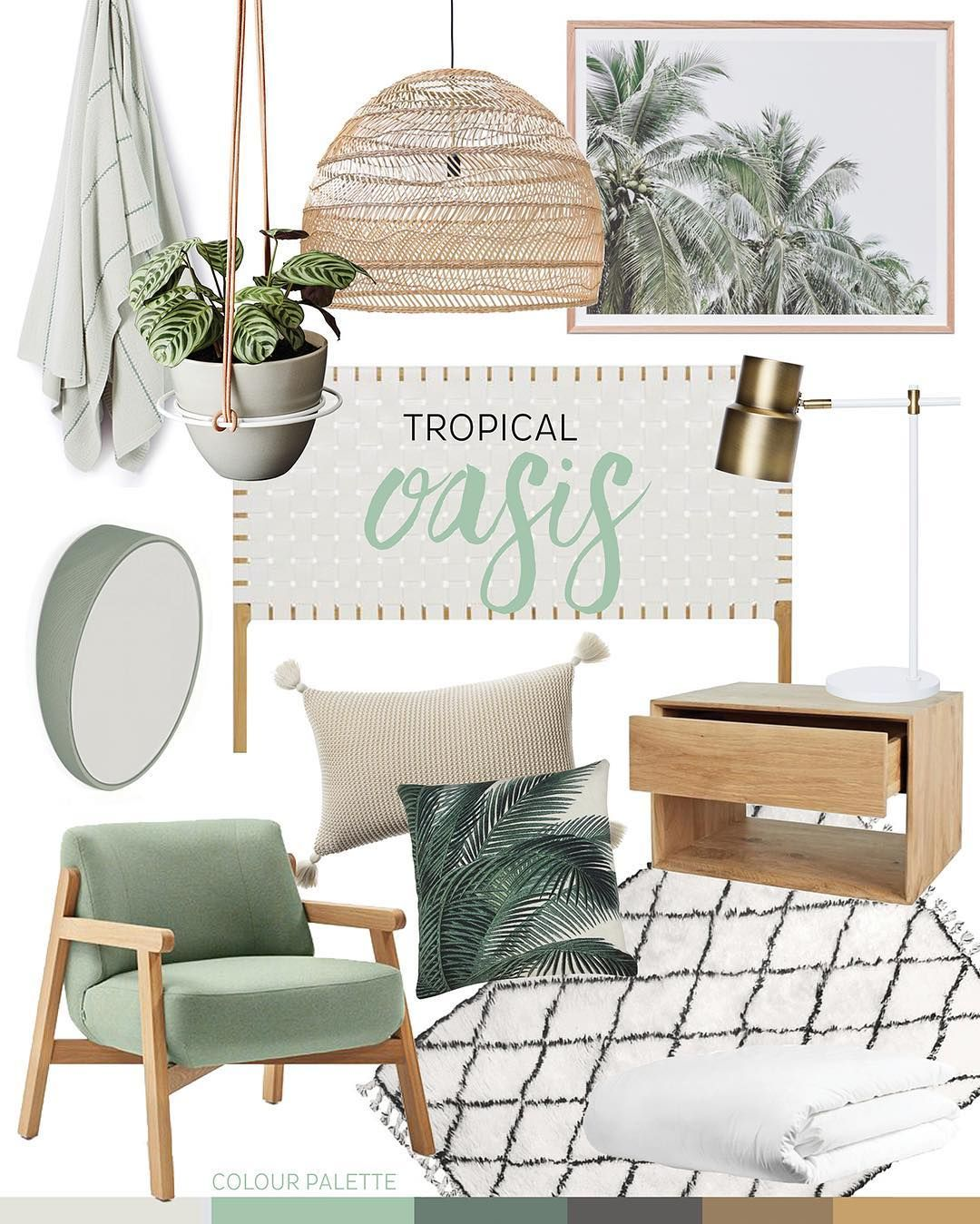 Tropical Oasis In Your Bedroom Well You Re Going To Love Today S Product Trend