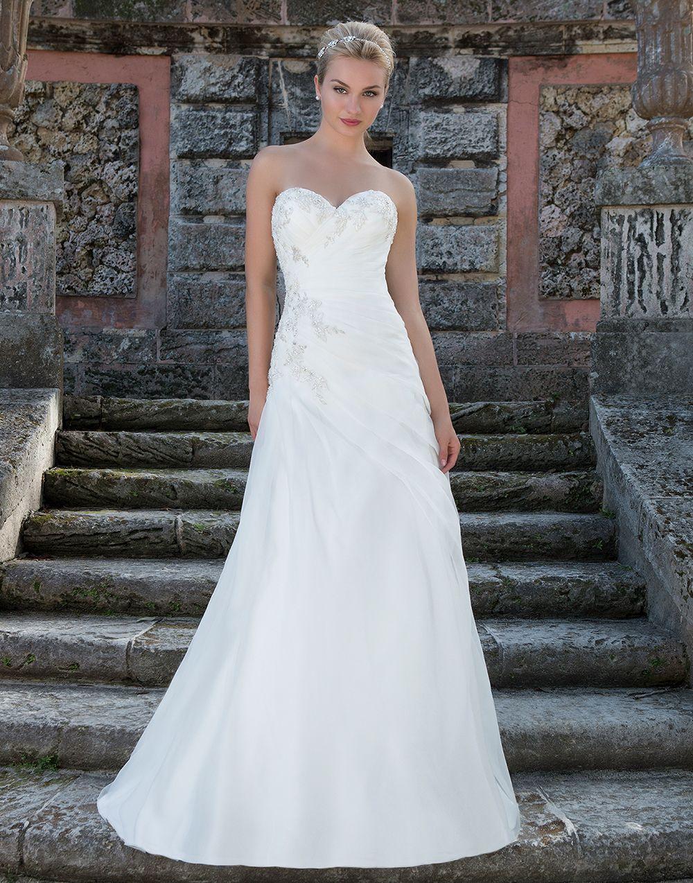 Sincerity Wedding Dress Style 3902