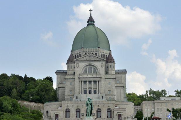 La beauté des lieux sacrés fait la fierté des Montréalais | Métro