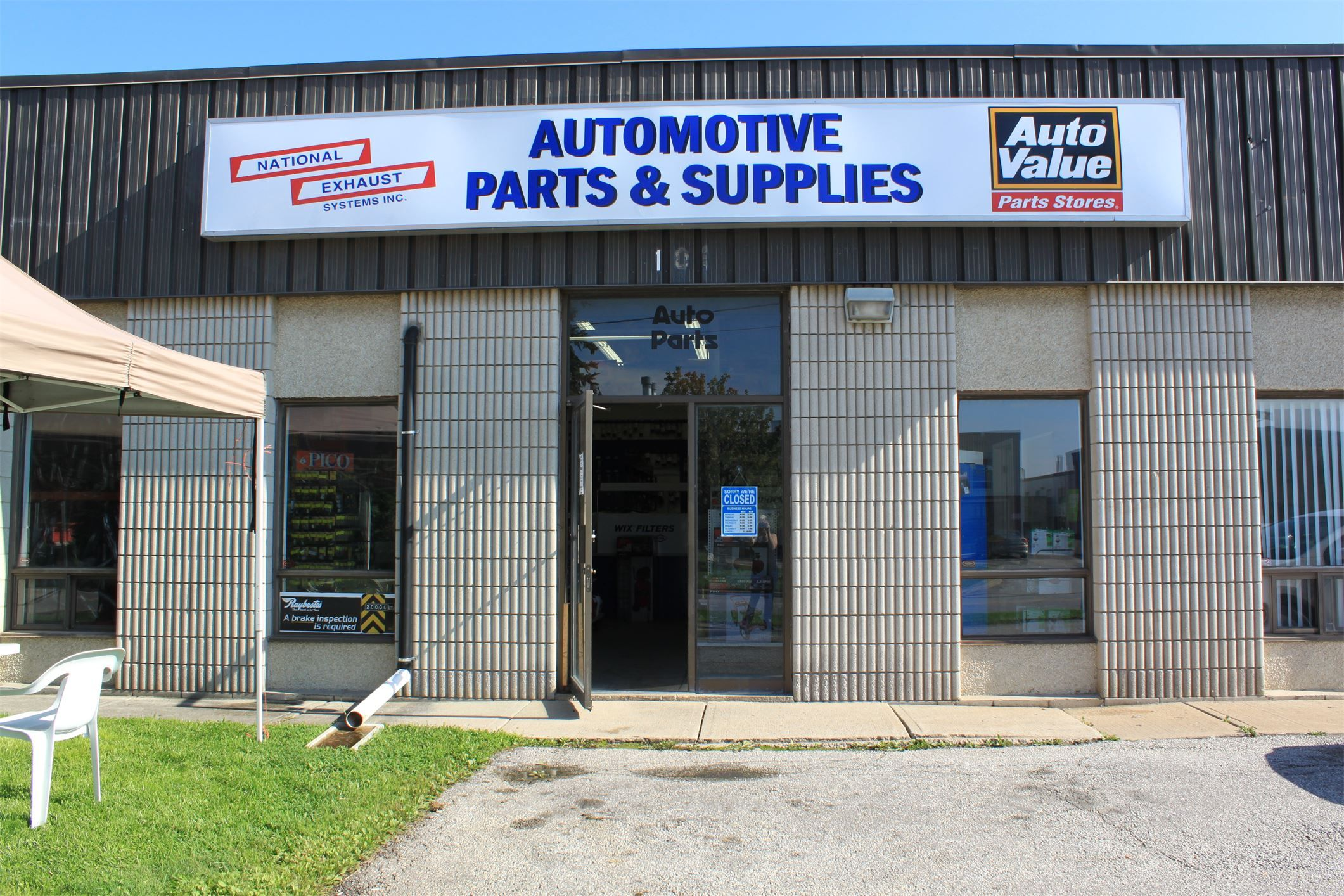 National Exhaust – Car Parts in Brampton, Ontario, Canada – National ...