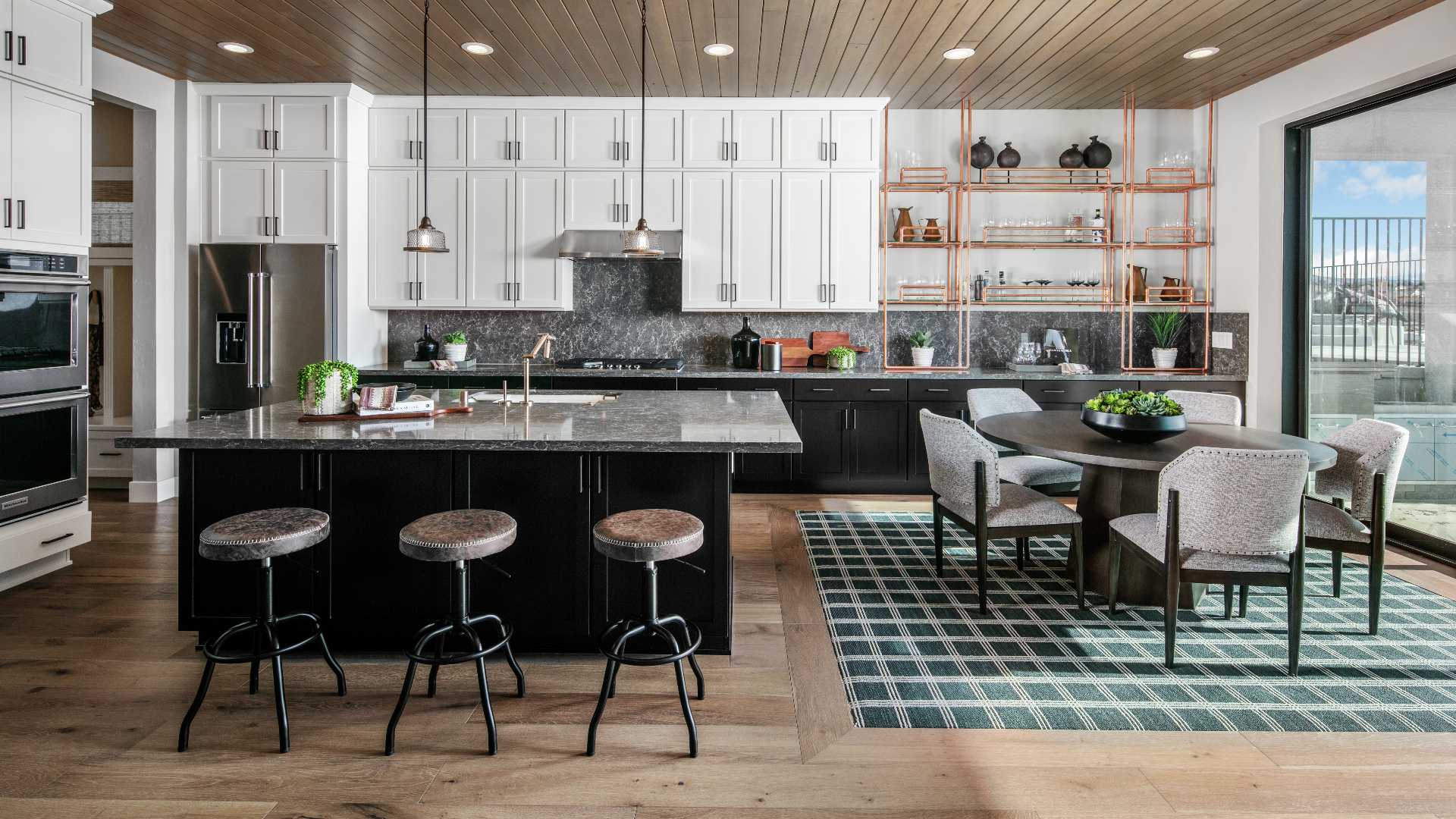 New Luxury Homes For Sale In Reno Nv Copper View At Caramella Ranch In 2020 Luxury Homes Mid Century Modern Kitchen Modern Kitchen