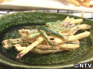 鹿児島の郷土料理、味つき衣がいいの。「さつま芋のがね天」のレシピを紹介!