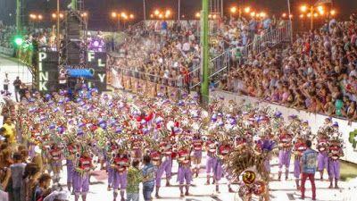Desde mañana y hasta el martes habrá desfile de comparsas en el corsódromo Nolo Alías #VamosParaAdelante
