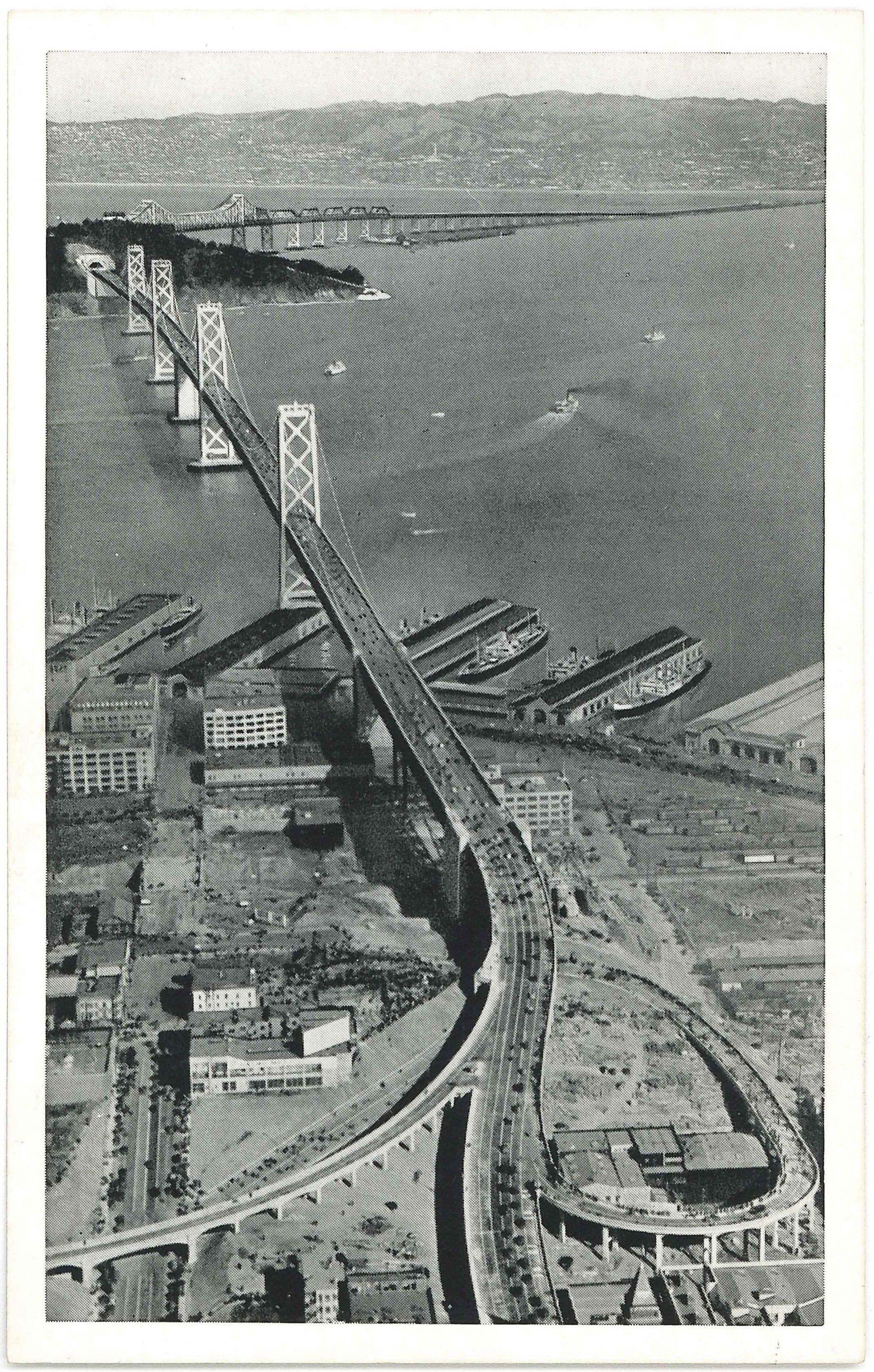 San Francisco-Oakland Bay Bridge  (1936)