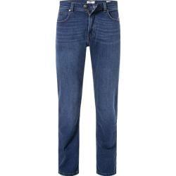 bugatti Jeans-Hose Herren, Baumwoll-Stretch, blau Bugatti