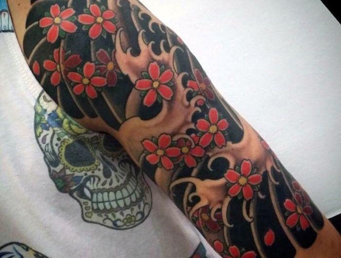 Irezumi Ou Le Tatouage Japonais Traditionnel Ur Pinterest