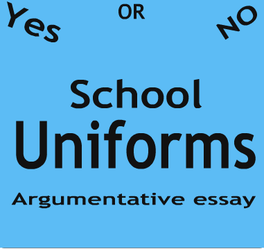 wearing school uniforms essay