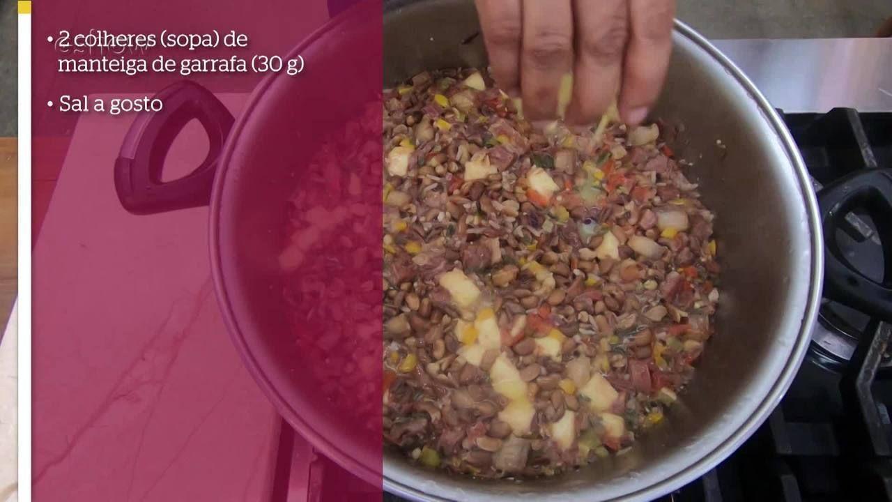 Baiao De Dois Ingredientes Baiao De Dois 200 Gramas Ou Uma