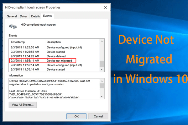How To Fix Device Not Migrated In Windows 10 6 Easy Ways Windows 10 Best Home Automation System Fix It