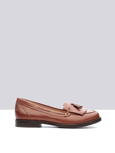 Amulet Tan Leather ladies-shoes list