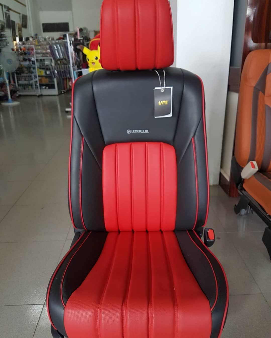 Pin en Automotive upholstery