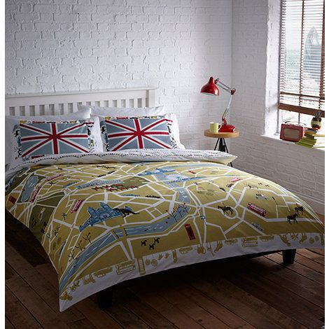 Yukari sweeneyedition green london map bedding set at debenhams idea for dresser top european city street map green london map bedding set duvet covers pillow cases bedding home furniture gumiabroncs Image collections