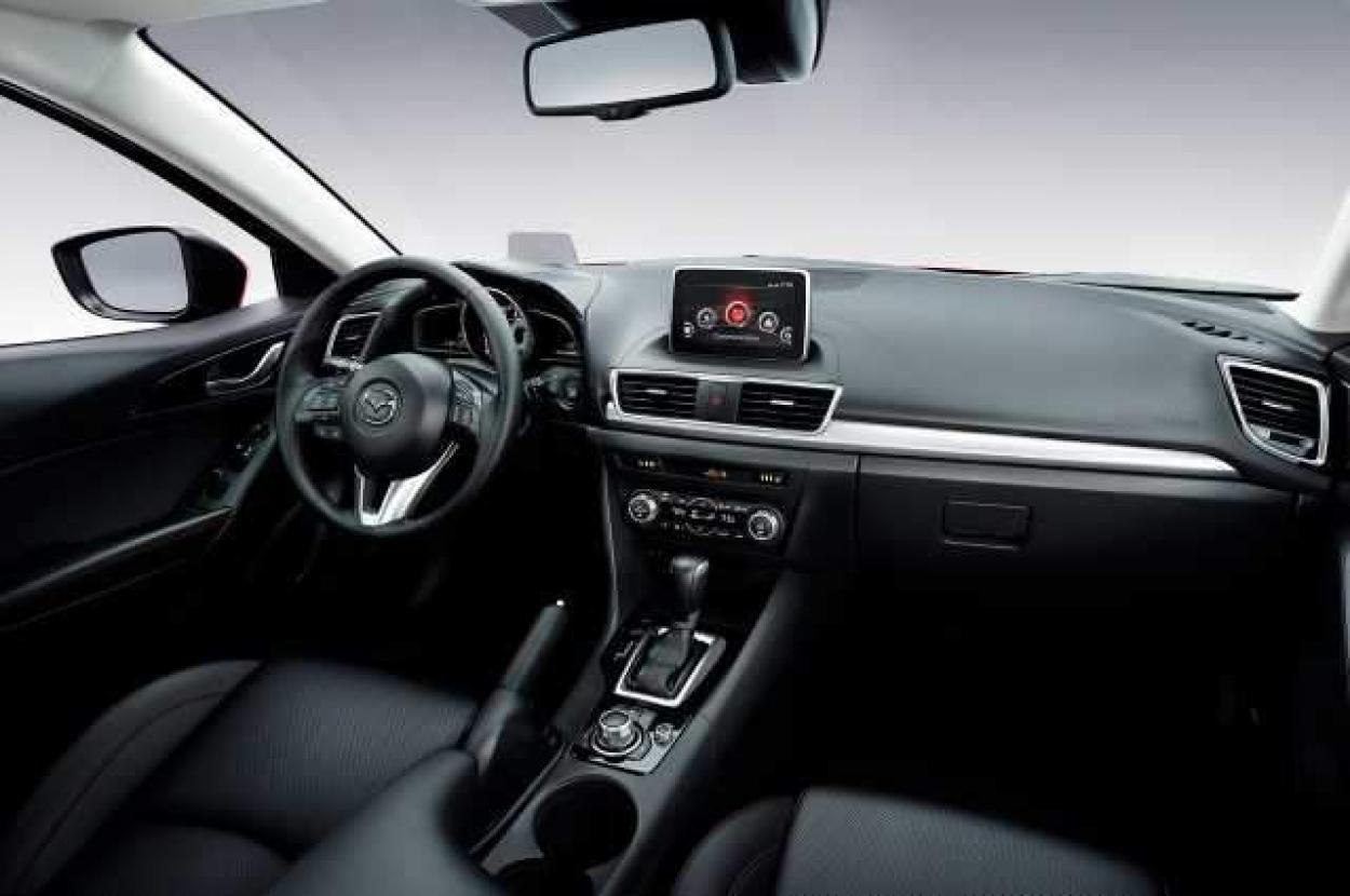 2017 Mazdaspeed 3 Interior Great Pictures