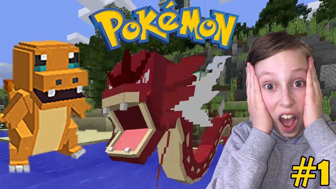 Minecraft Pokemon In Vanilla World Video Pokefind Episode 1