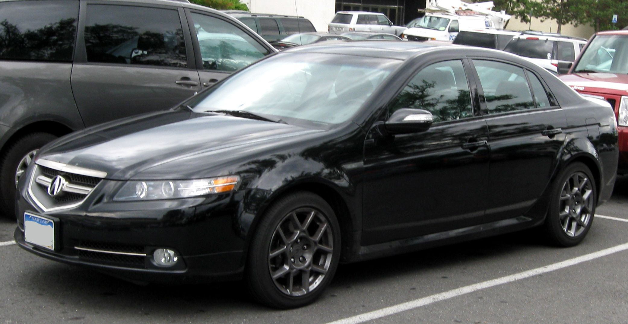 acura tl type s acura tl type s black – top car magazine