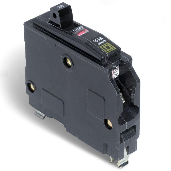 Disjoncteur (QO) 20 Amp - SQUARE D | disjoncteurs / breakers ...