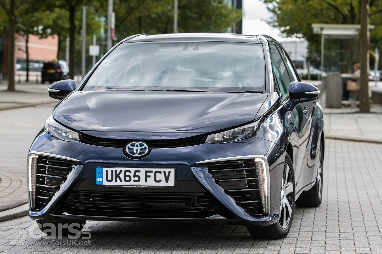 Toyota going BIG on Hydrogen 10Fold increase in