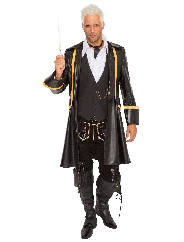 Dunkler Zauberer Kostum Selbst Zusammenstellen Deiters Zauberer