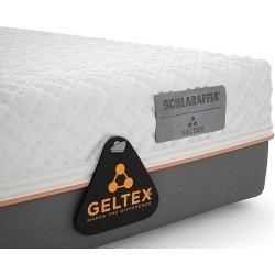 Colchón de espuma de gel Geltex Quantum Touch 180 Schlaraffia Schlaraffia de 18 cm de alto