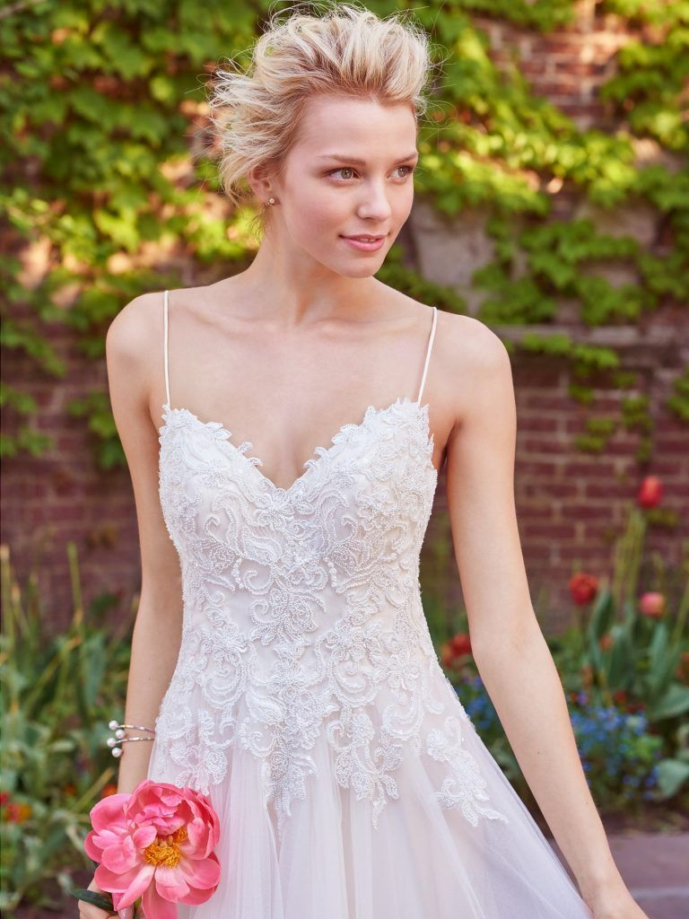 Marjorie - Brides Selection | BS | Rebecca Ingram | Pinterest | Lace ...