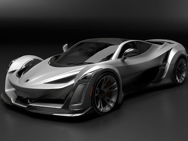 Limited Edition Canadian Supercars Super Cars Futuristic Cars Concept Cars