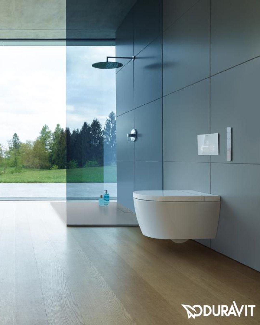 Duravit Sensowash Starck F Plus Compact Dusch Wc Mit Wc Sitz 650000012004320 In 2020 Wc Mit Dusche Badezimmer Einrichtung Moderne Dusche