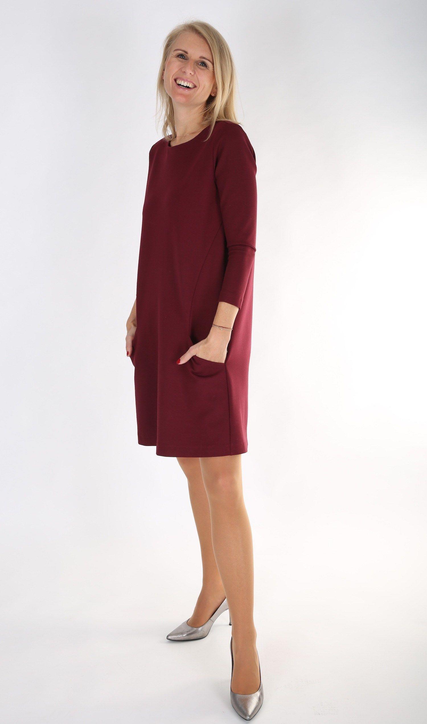 DawandaDamen1 | Kleid nähen, Kostenloses schnittmuster
