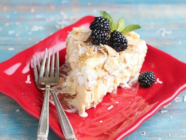 Cinnamon Toast Crunch® Ice Cream Pie