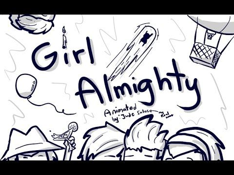 One Direction - Girl Almighty [Animated Music Video] - YouTube