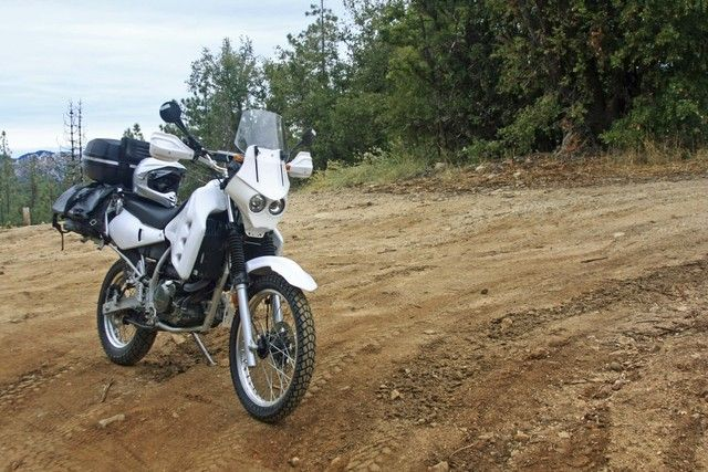 KLR650 with aftermarket tank, fender and fairing  | Motorcycles
