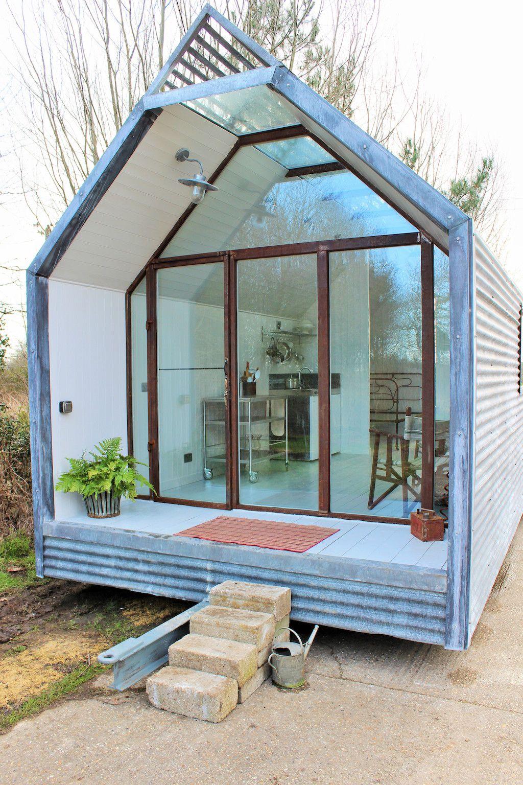 Contemporary Shepherds Hut Plans Architecturaux