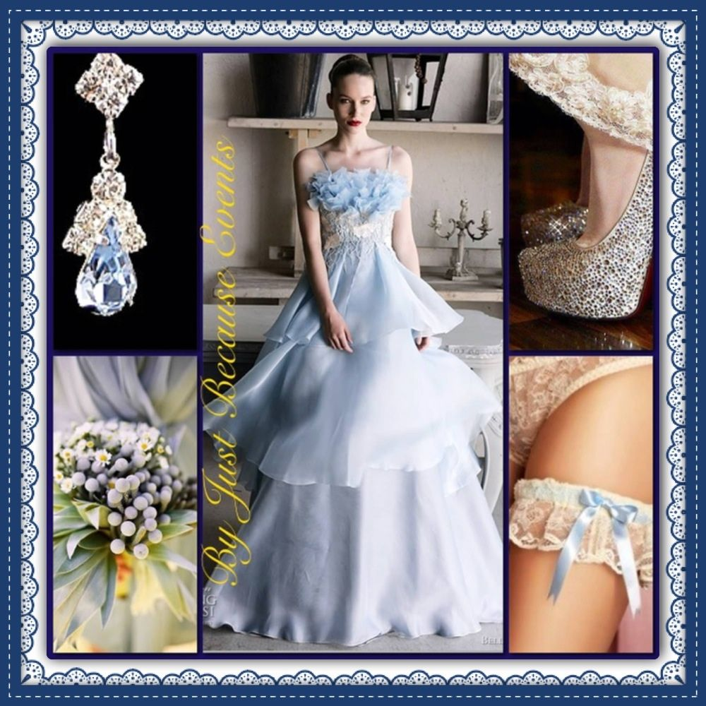This blue is no longer for babies wedding dresses pinterest