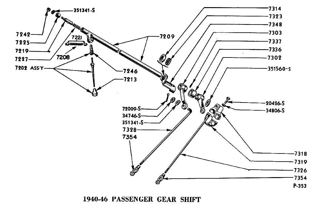 Ford Manual Trans Column Shift Lever Grommet Ford Parts Column Grommets