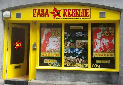 Casa Rebelde