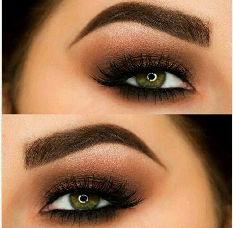 Brown Makeup 4 Green Eyes Brown Smokey Eye Makeup Sultry Makeup