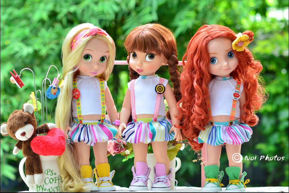 Disney Animator's Collection Dolls