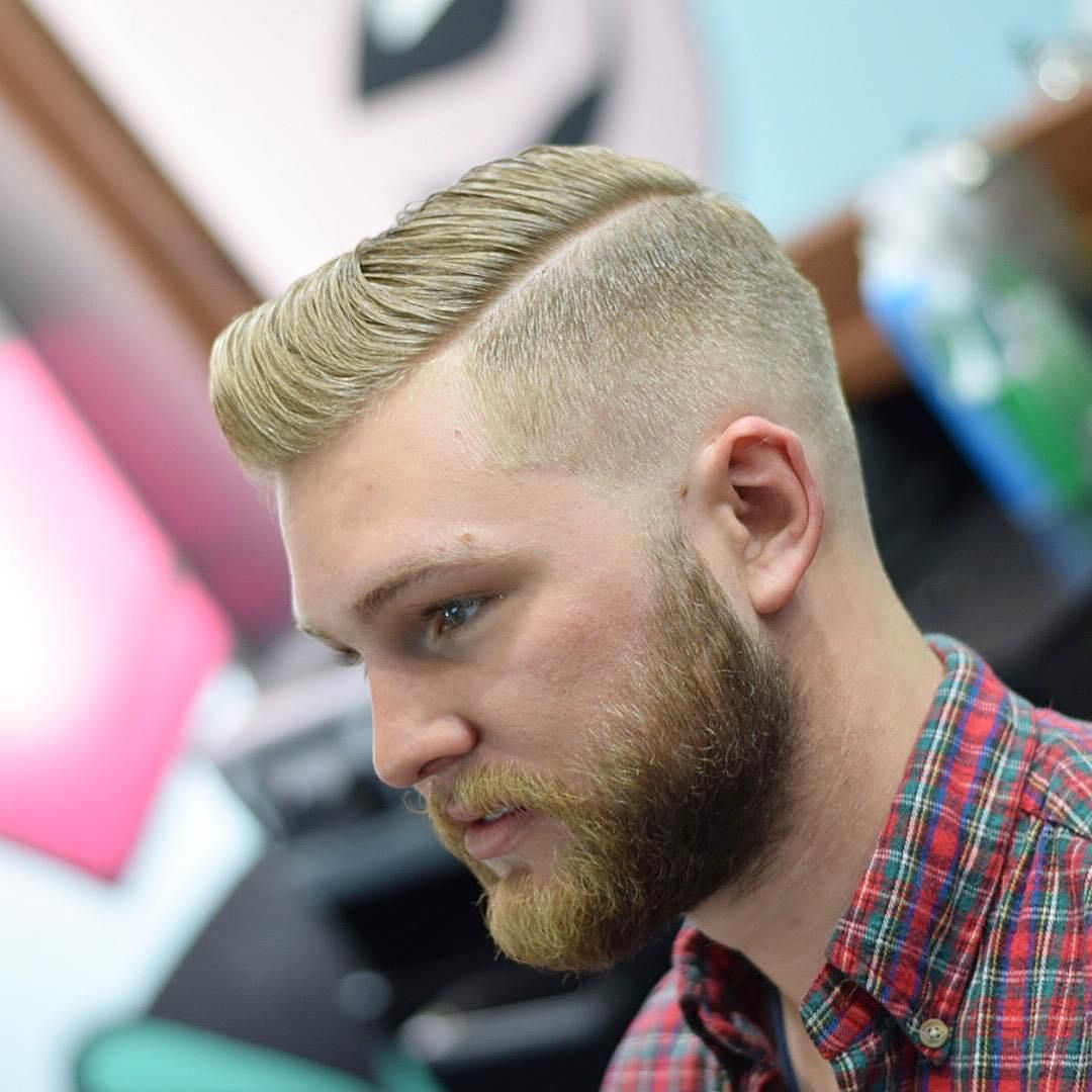 The Guys Comb Over Men Haircuts For Blonde Hair Pinterest Hair