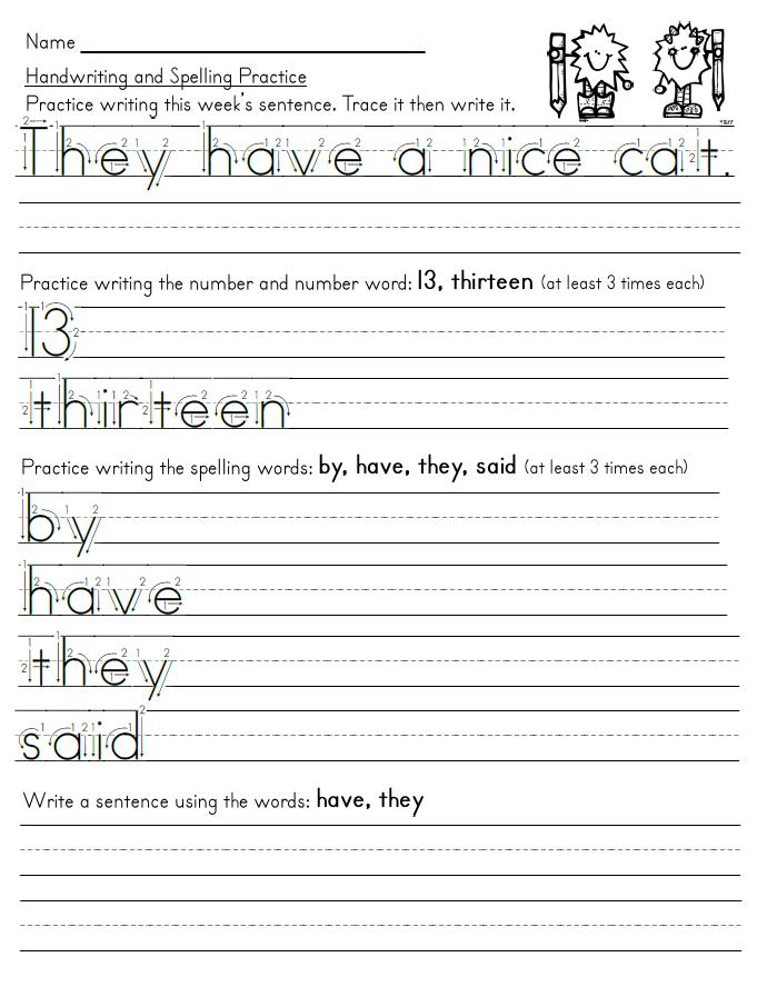 Homeworkwritingsheetg 681888 Esl Worksheets