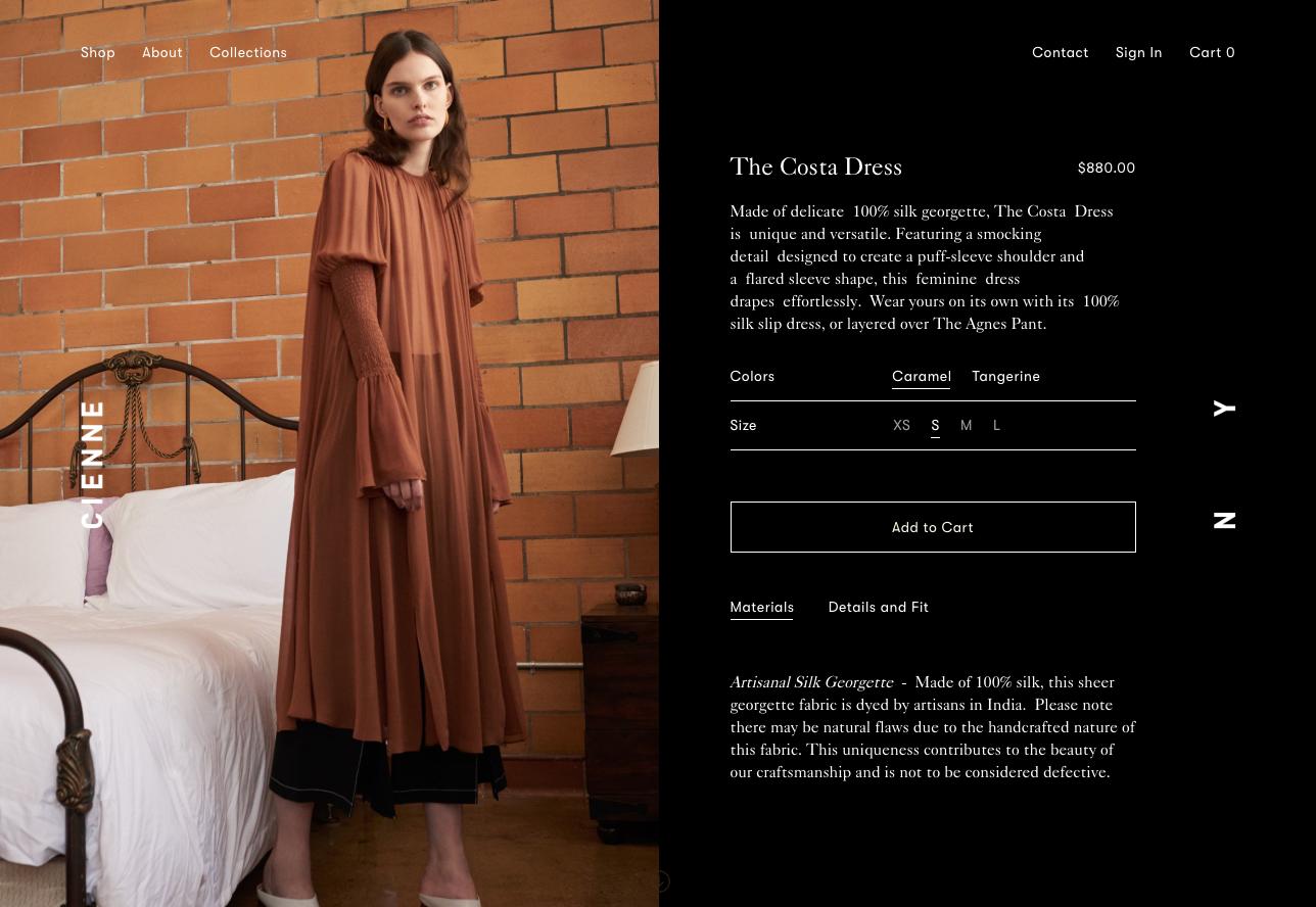 Cienne Ny Creative Website Design Clothes Design Amazing Website Designs