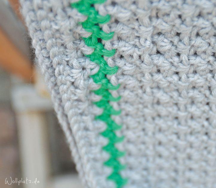 V- Muster-2 | Häkeln | Pinterest | Muster, Stricken und Häkeln