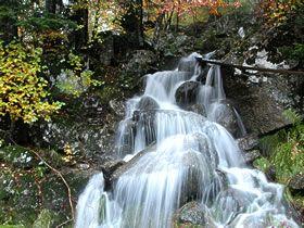 cascade en Cévennes