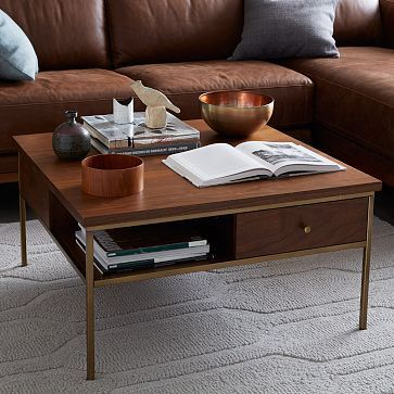 Nook Coffee Table Westelm Coffee Table Home Decor West Elm