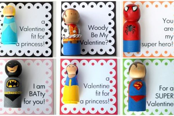 boys valentines diy | homemade valentine's day cardscrossing, Ideas