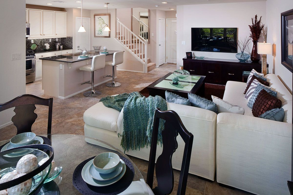 inspirada mo  town homes a kb home community in
